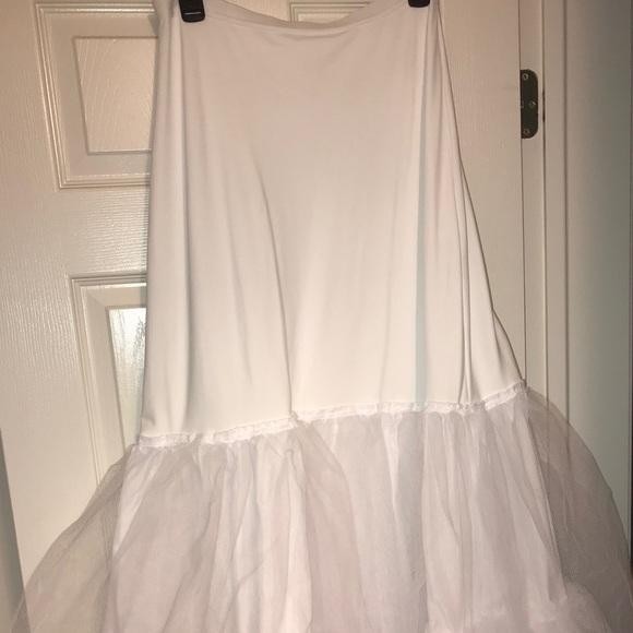 df9cec7e891 David s Bridal Other - David s bridal A-line silhouette dress slip